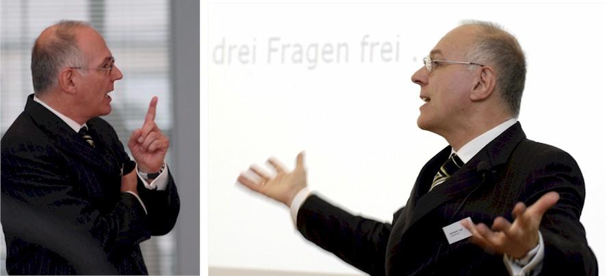 Reinhold Vogt - Lerntechnik- / Gedächtnistrainer