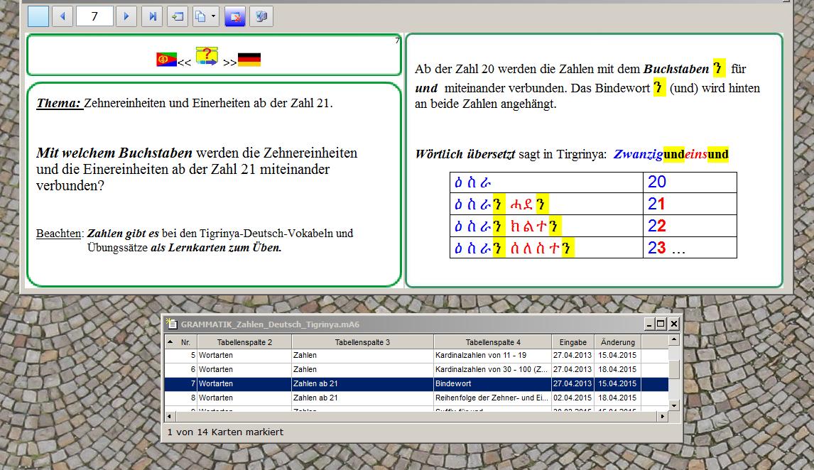 GRAMMATIK_Zahlen_Deutsch_Tigrinya