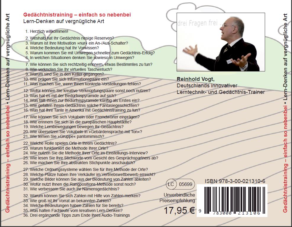 CD-Cover hinten